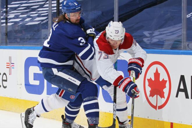 НХЛ. Монреаль выбил Торонто в 7 матче, Айлендерс обыграли Бостон