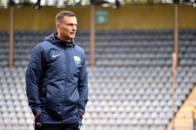 Остап МАРКЕВИЧ: «Хочется, чтобы в Украине была борьба тренерских идей»