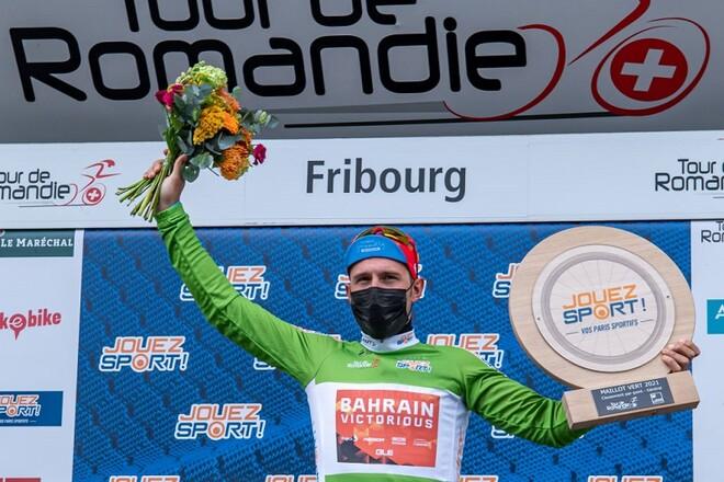 Критериум Дофине. Кольбрелли выиграл третий этап