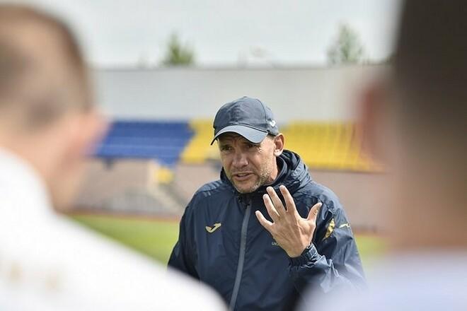 ОФИЦИАЛЬНО: Шевченко огласил заявку сборной Украины на Евро-2020
