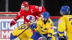 ЧМ по хоккею. Обзор матчей Швеция - Россия, Казахстан - Норвегия