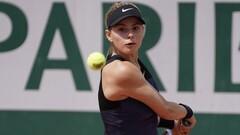 Завацкая не сумела обыграть 17-ю сеяную в первом круге Ролан Гаррос