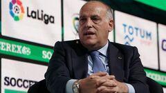 Президент Ла Лиги: «УЕФА может исключить Реал и Барселону из ЛЧ»