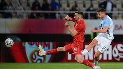 Северная Македония — Словения — 1:1. Видео голов и обзор матча