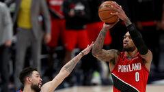 ВИДЕО. 12 трехочковых и 55 очков. Лиллард установил рекорд НБА