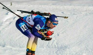 ФОТО. Мужская сборная Украины начала подготовку к олимпийскому сезону