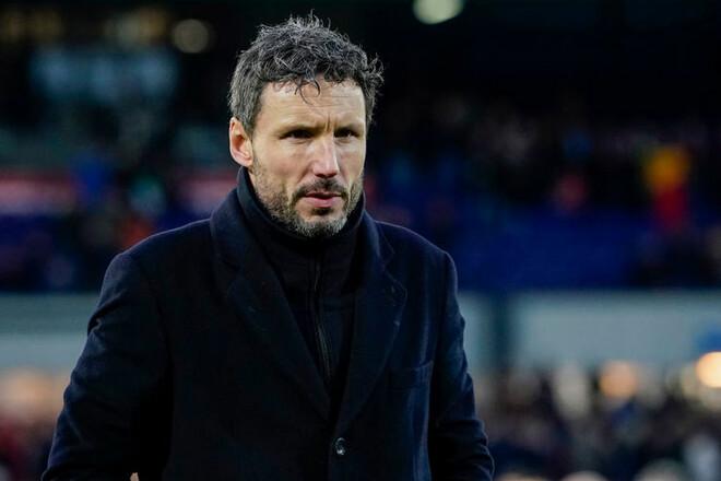 ОФІЦІЙНО: Марк ван Боммель — новий тренер Вольфсбурга