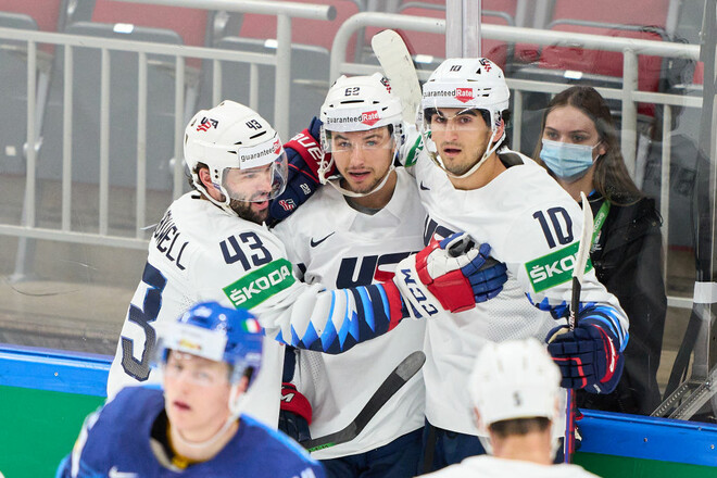 США – Словакия. Прогноз на матч Кайла Хеффернана