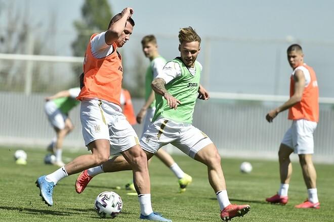 «В матче с Северной Ирландией Шевченко будет моделировать игру с Австрией»