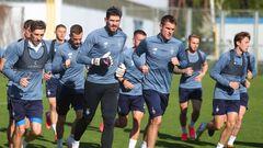 Динамо определилось со сборами: работа в Швейцарии и 8 матчей