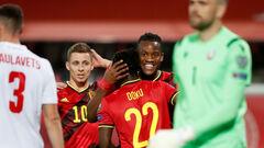 Бельгія - Греція. Прогноз на матч Артема Федецького