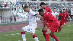 Беларусь – Азербайджан– 1:2. Проиграли в конце. Видео голов и обзор матча