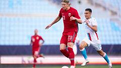 Норвегия – Люксембург – 1:0. Холанд принес победу. Видео голов и обзор игры