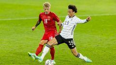 Германия и Дания сыграли вничью на нейтральном поле в Австрии