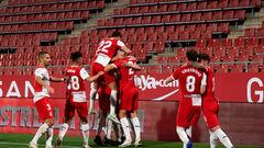 Жирона – Альмерія – 3:0. Відео голів та огляд матчу