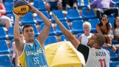 Стало известно расписание матчей квалификации Олимпиады по баскетболу 3х3