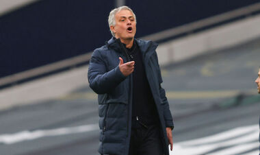 Моуриньо мог вернуться в Реал, но выбрал Рому