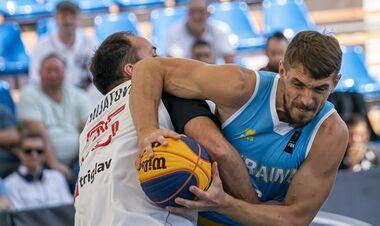 Квалификация Олимпиады. Украина – Словения. Смотреть онлайн. LIVE