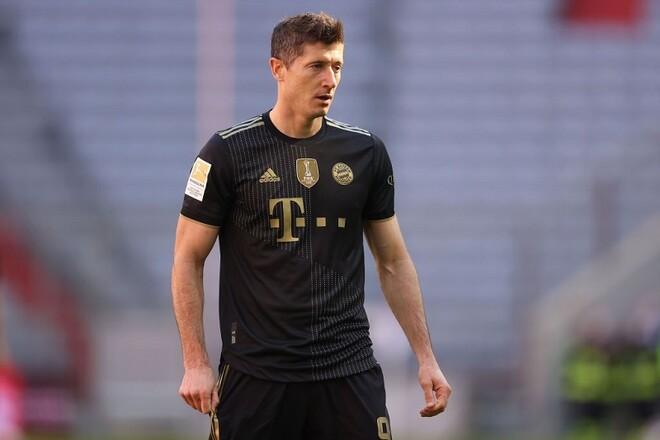 Левандовски – игрок сезона в Бундеслиге