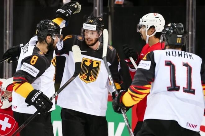 ЧМ по хоккею. Обзор матчей США - Словакия, Германия - Швейцария