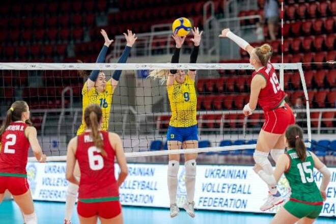 Украина - Болгария - 0:3. Текстовая трансляция матча