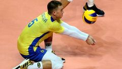 Вторая победа сборной Украины в мужской Золотой Евролиге