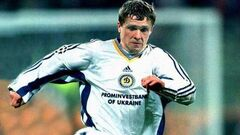 ВИДЕО. УЕФА поздравил Реброва с 47-летием, вспомнив гол Панатинаикосу