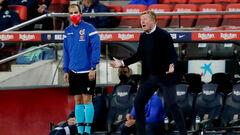 ОФИЦИАЛЬНО. Куман останется на тренерском мостике Барселоны еще на сезон