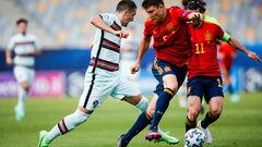 Португалія обіграла Іспанію та вийшла до фіналу Євро-2021 U-21