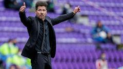 Симеоне продлит контракт с Атлетико на два года