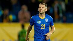 InStat: Караваєв – найкращий гравець матчу України й Північної Ірландії