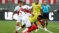 Перу – Колумбия – 0:3. Видео голов и обзор матча