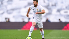 Реал продлит контракт с Начо