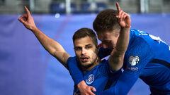 Финляндия –Эстония– 0:1. Сенсация в Хельсинки. Видео гола и обзор матча