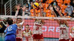 Жіноча збірна Болгарії посіла перше місце в групі з Україною