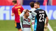 Испания– Португалия –0:0. Роналду упустил шансы. Видеообзор матча