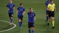 Иммобиле и компания. Италия разгромила Чехию накануне Евро-2020