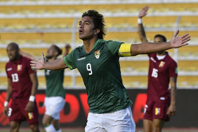 Боливия – Венесуэла – 3:1. Дубль Марсело Морено. Видео голов и обзор матча