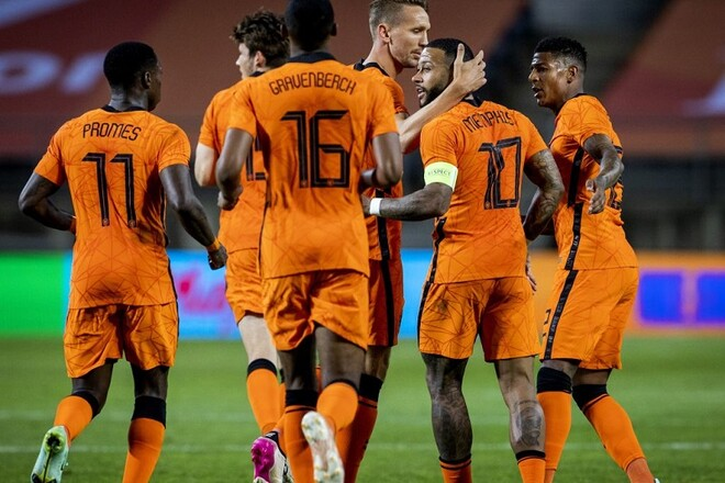 Нидерланды – Грузия. Прогноз на матч Дмитрия Козьбана