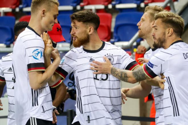 Германия U21 – Португалия U21. Прогноз на матч Вячеслава Грозного
