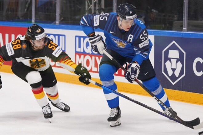 ЧМ по хоккею. Финляндия обыграла Германию и вышла в финал