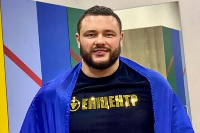Украинского тяжелоатлета обвиняют в попытке подкупа допинг-офицера