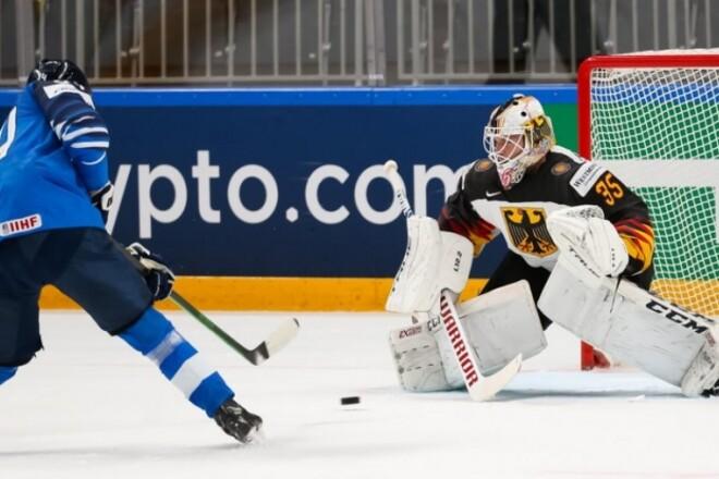 ЧМ по хоккею. Обзор полуфинала Финляндия - Германия