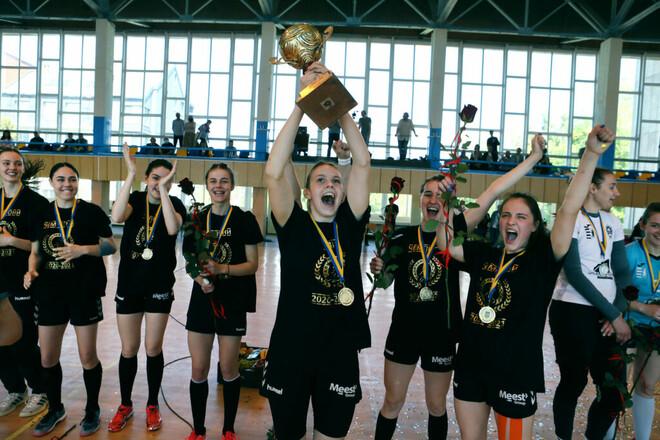 Галичанка в пятый раз выиграла Кубок Украины по гандболу
