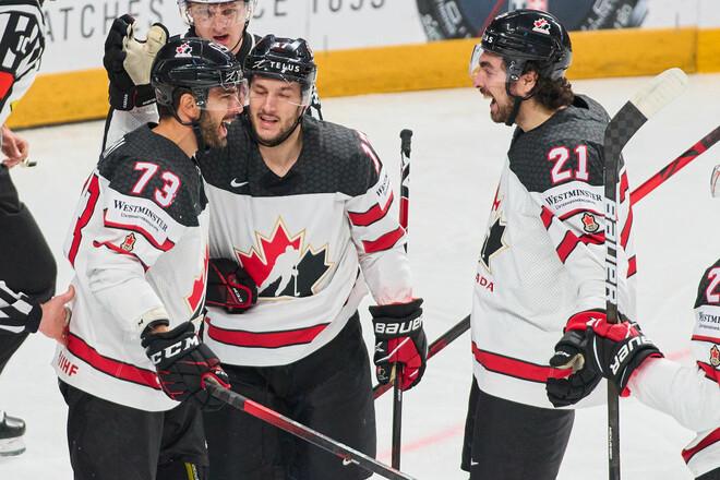 Финляндия – Канада. Финал ЧМ-2021. Смотреть онлайн. LIVE трансляция