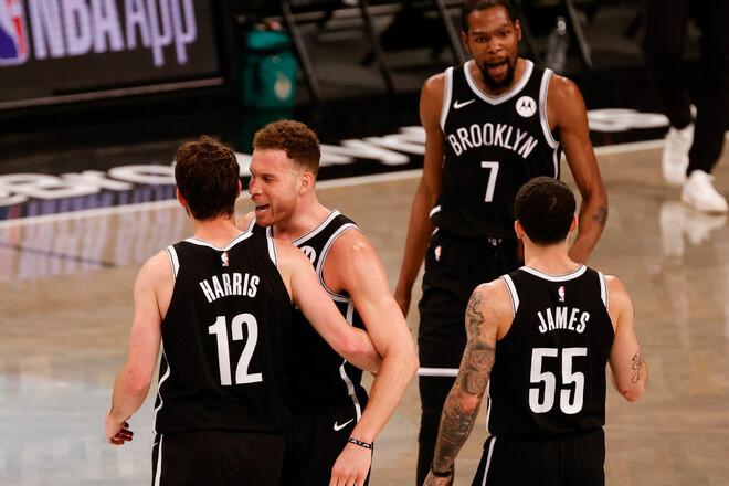 НБА. Бруклин разобрался с Милуоки в первой игре второго раунда плей-офф