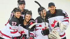 США – Канада. Полуфинал ЧМ-2021. Смотреть онлайн. LIVE трансляция