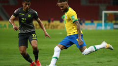 Бразилия – Эквадор – 2:0. Гол и ассист Неймара. Видео голов и обзор матча