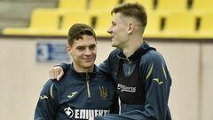 СУДАКОВ: «Был очень сильно удивлен, что попал в заявку сборной Украины»