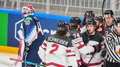 ЧМ по хоккею. Канада выбила США и прошла в финал